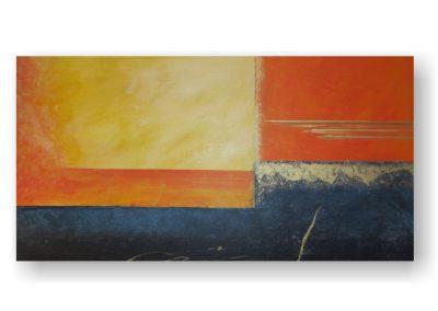 Abstrakte Malerei Acryl