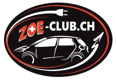 Logo Zoe-Club Schweiz